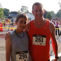 Day 2 – A Running Partner