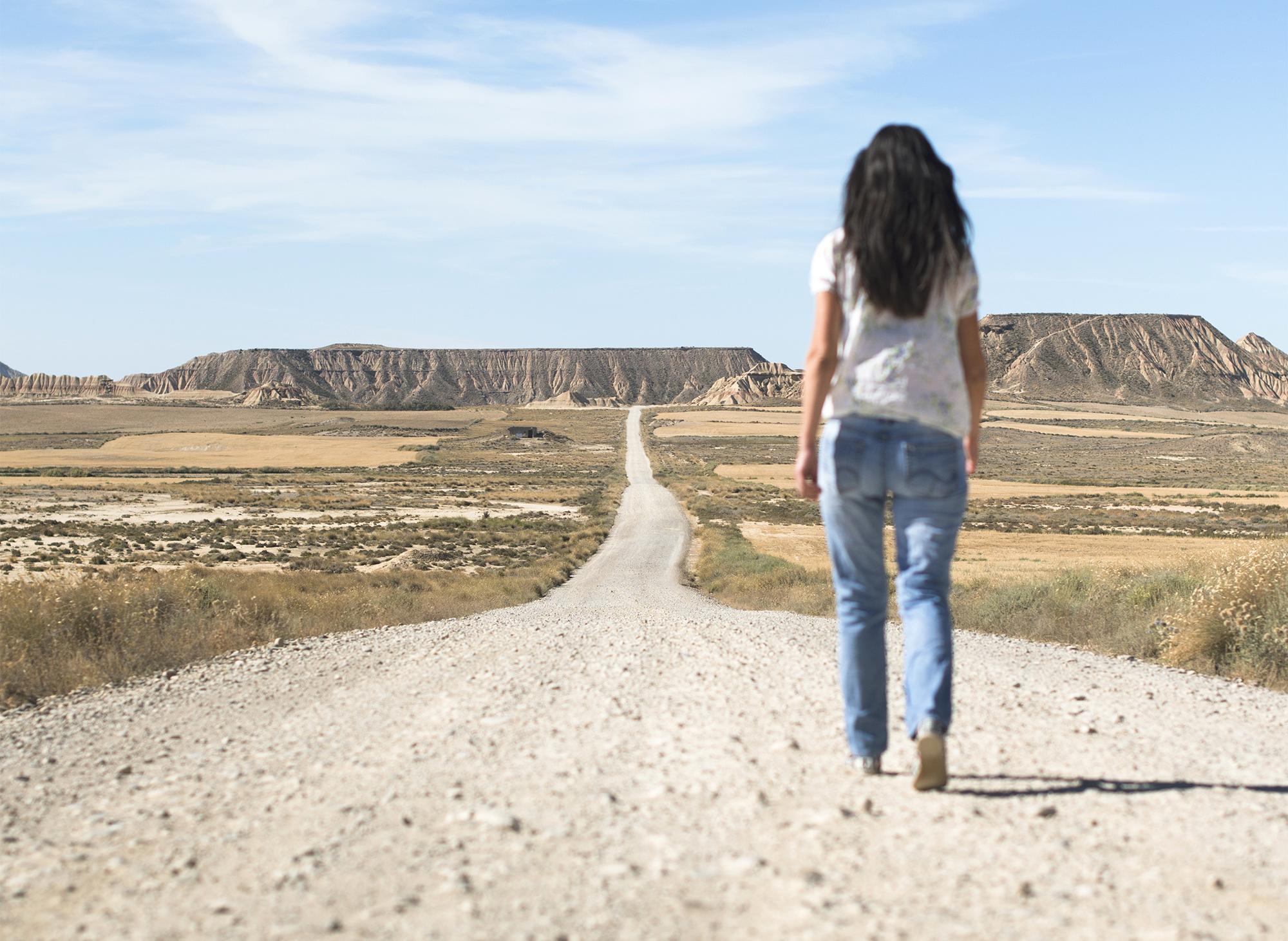 Episode 21: Prayer Walking on Hard Soil